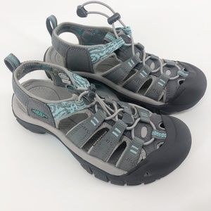 Keen Newport H2 Sandals - Womens size 6